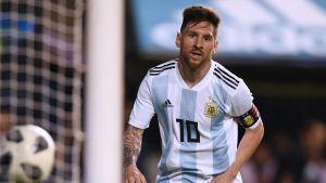 Lionel Messi är ute efter sitt första VM-guld.