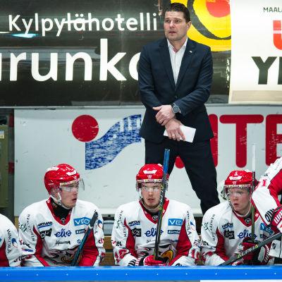 Tomek Valtonen och Vasa Sport