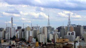 Sao Paulo, brasilien.