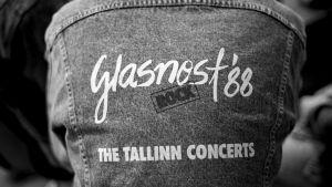 Glasnost Rock -festivaalin virallinen farkkutakki