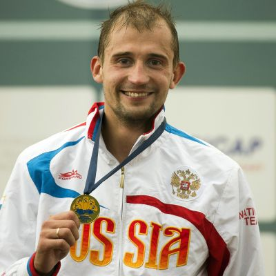 Venäjän Aleksander Lesun vuonna 2014.