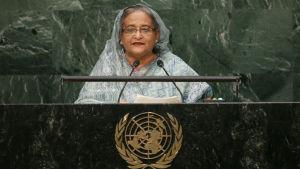 bangladesh premiärminister sheikh hasina