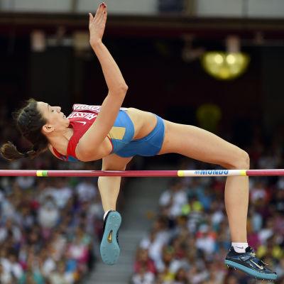 Maria Kuchina, VM i Peking 2015.