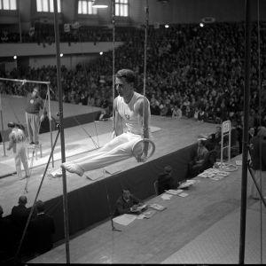 Gymnastik, OS 1952.