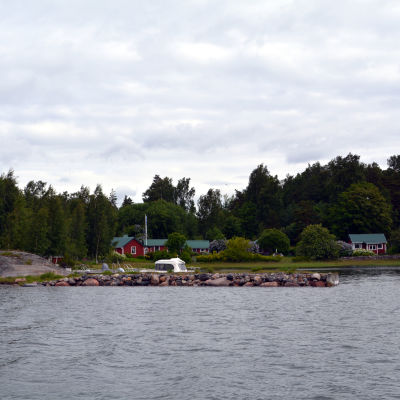 Pörtö i Borgå skärgård