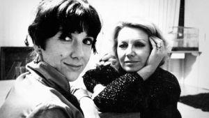 Elokuva Vihreä leski on kuvaus 60-luvun lähiötodellisuudesta.