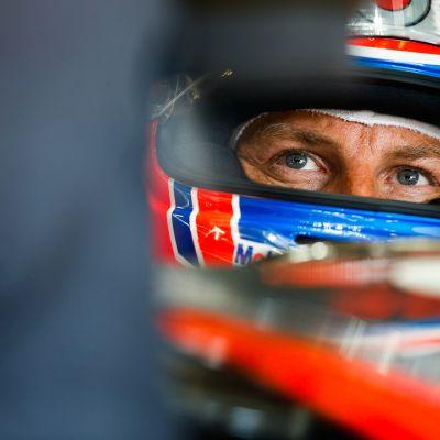 Jenson Button, 2013