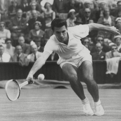 Ashley Cooper 1958 Wimbledon