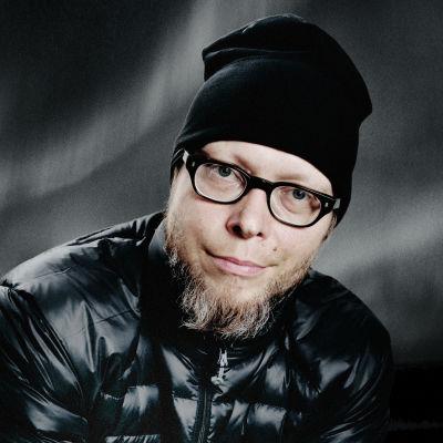 Kirjailija Mikko-Pekka Heikkinen