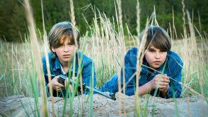 Pojkar i filmen Din för evigt