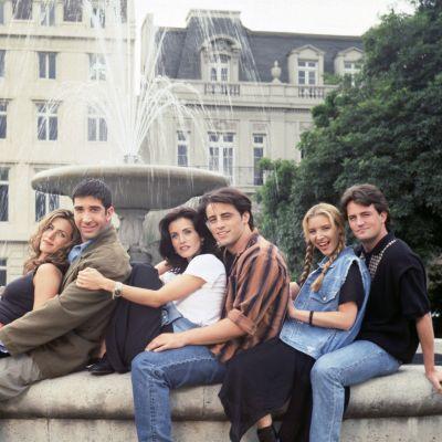 Kuva Frendit-sarjasta.