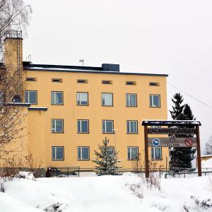 Skolhemmet Lagmansgården i Östensö, Pedersöre