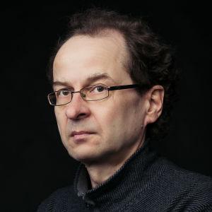 Profiilikuva MOT:n toimittajasta Hannu Sokalasta.