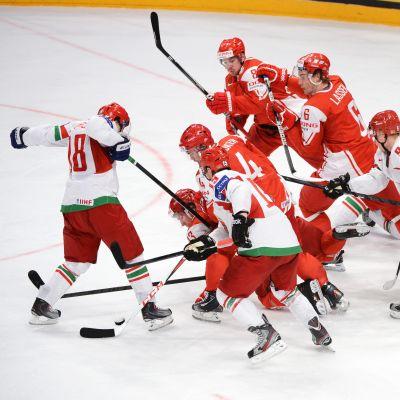 Danmark-Vitryssland 3-2