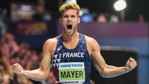 Kevin Mayer, fransk tiokampare
