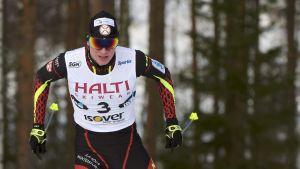 Jim Härtull, skid-FM, Imatra, 29.1.2016.