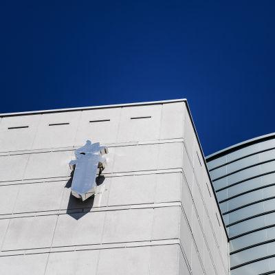Kuvassa on Keskusrikospoliisin toimipaikka Vantaalla.