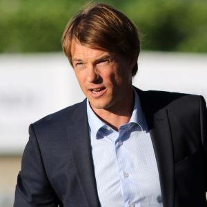 Mika Lehkosuo tränar HJK.