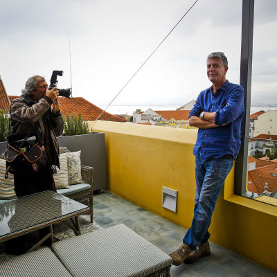 Bild på Anthony Bourdain