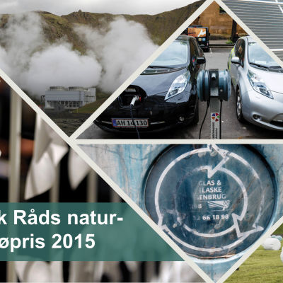 Nordiska rådets natur- och miljöpris
