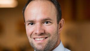 Statsvetaren Anders Persson från Linnéuniversitetet.