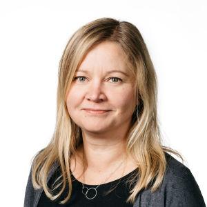 Ansiktsbild på Marie Söderman.