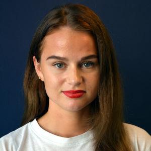 Redaktör Sandra Itäinen.