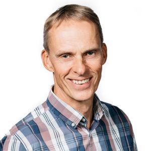 Ansiktsbild på Bertil Blom