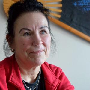 Porträtt på Susanna Gröndahl