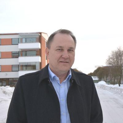 Tomas Kurtén, vd för Vasa Sport.
