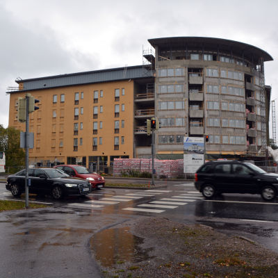 Studiebostäder byggs i Näse i Borgå