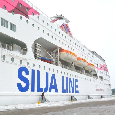 TallinkSiljas Baltic Princess.