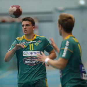 Fredrik Karlsson.