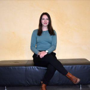 Anna Sjöström i Academill.