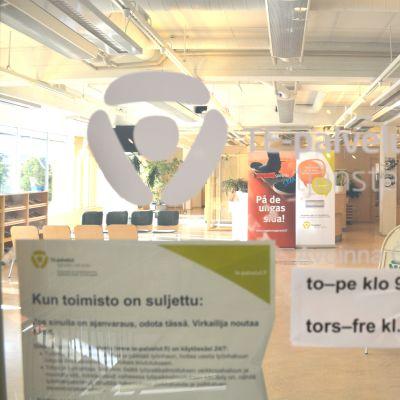 TE-byrån i Jakobstad