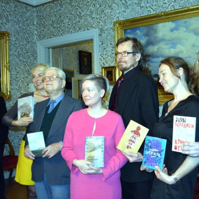 Författarna som har blivit nominerade till Runebergspriset i litteratur
