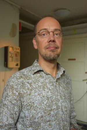 Professor i psykiatri Kristian Wahlbeck