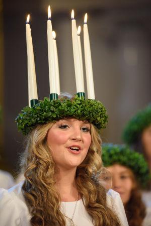 Finlands Lucia Elin  Qvist.