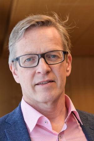 Stadsdirektör Patrik Nygrén.