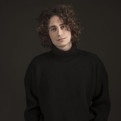 Bild på kompositören Jacob Mühlrad.