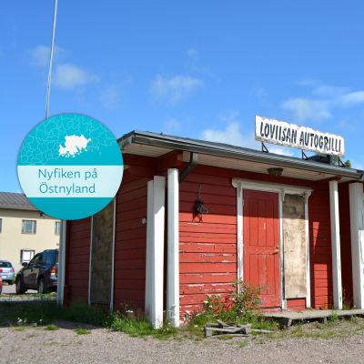 Nyfiken på östnyland och Loviisan autogrilli i Lovisa 2016