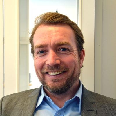 Profilbild på Jesper Ekelund.