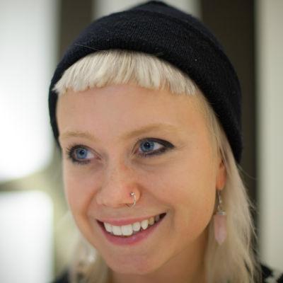 Redaktör Ida Henrikson