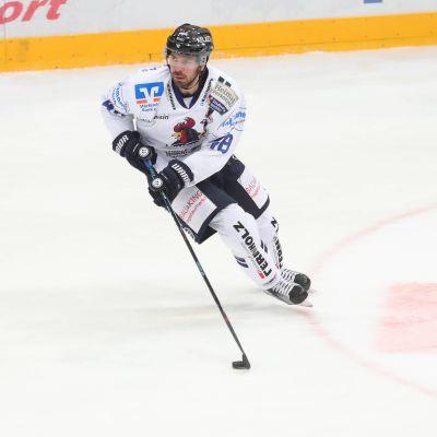 Hannu Pikkarainen spelade senaste säsong för Iserlohn i Tyskland.