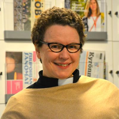 Camilla Brunell är ny församlingspastor i Vasa.