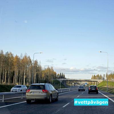 Bild till frågeformulär om trafikvett.