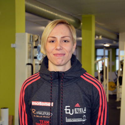 Linda Sandblom, Hangö 2017.