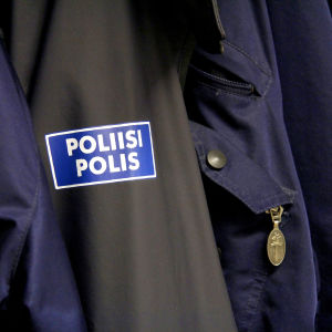 Polisjackor