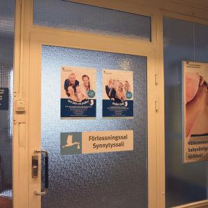 Förlossningsavdelningen på Vasa centralsjukhus