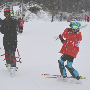 Juniorer i Vasa skidklubb